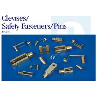 Buy cheap Zinc Plated Stainless Steel Clevis Pin Safety Fasteners For Lawn / Garden from wholesalers