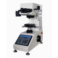Buy cheap Manual Turret Micro Vickers Hardness Tester Weights Loading Metal Hardness Testing Equipment from wholesalers