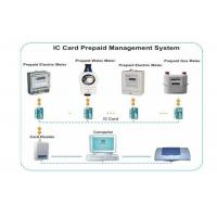 Buy cheap Stable Prepaid Electricity System , IC Card Reader / Writer Prepaid Water System from wholesalers