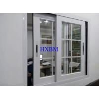 Buy cheap Good Sealing Double Glazed Sliding Windows , Convenient Aluminium Fabrication Window from wholesalers