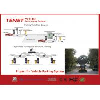 Automated Vehicle Parking System TCP/ IP Control Board For Access Charge System Manufactures