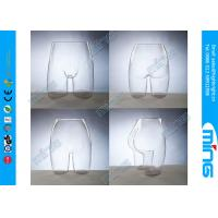 Buy cheap Custom Fashion Display Female Sexy Hip Mannequin for Adults , PC Transparent from wholesalers