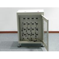 16 unit mining headlamp used charging rack with clear door and digital screen Manufactures