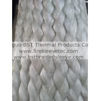 Raw Fibre Glass Fiberglass E-Glass Cloth Fabric Sleeve Manufactures