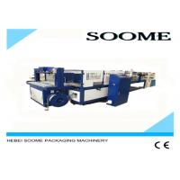 Buy cheap Steel Industrial Strapping Machine , Metal Portable Pallet Strapping Machine Pneumatic Type from wholesalers