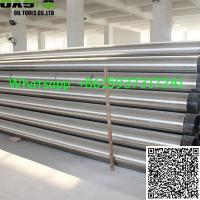 Buy cheap Seamless or Welded 304 Stainless Steel Well Casing/stainless steel casing pipe from wholesalers