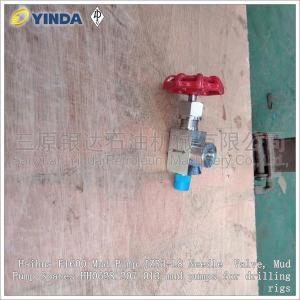 Wholesale Mud Pump JZR3-L8 Needle Control Valve , Adjustable Needle Valve Haihua F1600 from china suppliers