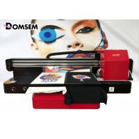 Buy cheap DOMSEM Clothes T-Shirt Printer DTG Printers For Logo Photo DIY Customization With Tray Hot Press Automatic Print Machine from wholesalers