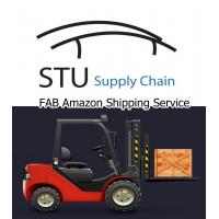Buy cheap reliable Amazon freight forwarder from China to Amazon FBA in USA, fba shipping service from china from wholesalers