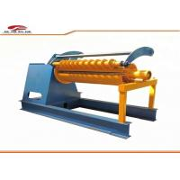 Buy cheap Hydraulic Color Steel Slitting Line Re - Coiler Cut To Length Machine 4kw Power from wholesalers