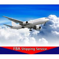 Buy cheap Reliable Amazon FBA Door To Door Air Freight Forwarder Shenzhen To ABE2 ABE3 ABE4 ABE8 from wholesalers