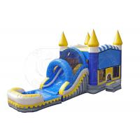 Buy cheap Commercial Grade Inflatable Obstacle Course Bouncer For Amusement Park from wholesalers