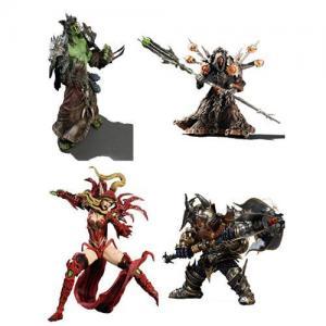 China World of Warcraft anime Figurine,action figure on sale