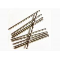 Buy cheap Pure Tungsten Products Electrode Rod , Tungsten Rod Stock With 99.95% Purity from wholesalers