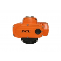 Buy cheap Quarter Turn DCL-Ex10 CSA Explosion Proof Electric Actuator from wholesalers
