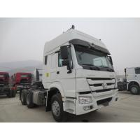 Buy cheap Tractor Truck Cab Semi Trailer Truck , Prime Mover Truck With One Berth from wholesalers