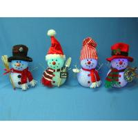 Buy cheap Battery Operated Snowman Lighting Sets Personalised Christmas Gifts for Kids from wholesalers