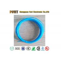 Wholesale Stranded Silver Plated PTFE Hook Up Wire , 18AWG 20AWG Insulated Copper Wire from china suppliers