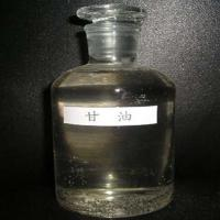 Wholesale Glycerine CAS 56-81-5 Pharmaceutical Raw Materials 99.7% Cosmetic Grade Glycerine from china suppliers