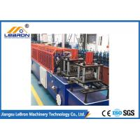 Buy cheap PLC Control Door Frame Roll Forming Machine Servo Guiding Device Full Automatic from wholesalers