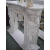Buy cheap Limestone Fireplace (BDS6963) from wholesalers