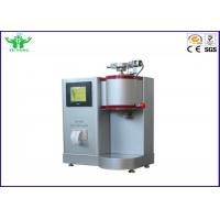 Buy cheap ASTM D1238 ISO 1133 Electric Metal Flow Rate Tester of PP PE Material MFR/MVR from wholesalers