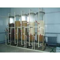 Buy cheap Food Grade Industrial Steam Deaerator , Ion Exchange Industrial Water Treatment Plant from wholesalers