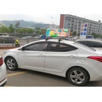 5mm Customized RGB Car LED Video Display Programmable With 3716 Dots Manufactures