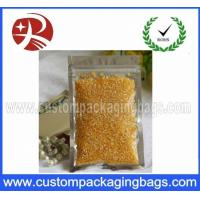 Buy cheap Re Sealable Plastic Ziplock Bags Food Packing Eco-Friendly for stationery from wholesalers