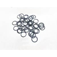 Buy cheap Black Rubber SMT Spare Parts , Samsung CP20 O Ring For CP Nozzle Holder from wholesalers