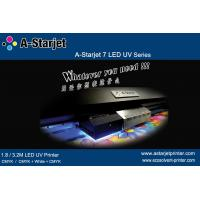 Buy cheap 1.8M A-Starjet UV Printer with 2 pcs DX7 Head for Curtain Fabric in Switzerland from wholesalers