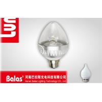 China Small Waterproof Cool White LED Candle Light Bulbs for Christmas Decoration 205LM 5050SMD on sale