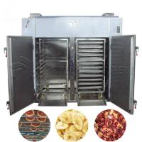Buy cheap Electric Industrial Food Dehydrator Fruit Dryer Machine 30KW Running Balance from wholesalers