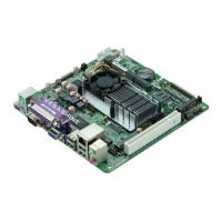 Buy cheap 6 COM ,8 USB2.0 ATOM Mini Itx  Motherboard For Industrial Pc Mainboard from wholesalers