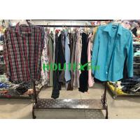 Buy cheap Comfortable Mens Used Clothing Japanese Style Second Hand Mens Long Sleeve Shirts from wholesalers