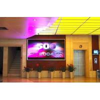256*128mm P4 High Brightness Advertising LED Signs Indoor Vivid Image Show Manufactures