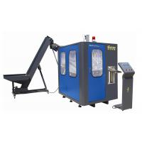 Buy cheap Durable Fully Automatic Pet Blow Moulding Machine 1200-1600PCS/H Theoretical Output from wholesalers