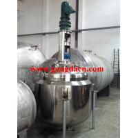 reaction tank with agitator Manufactures