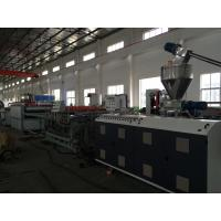 Wholesale 1220mm WPC / PVC Extruded Foam Board Machine Production Line for Furniture from china suppliers