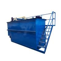 Buy cheap Daf Dissolved Air Flotation Wastewater Treatment Plant Wastewater Treatment Equipment from wholesalers