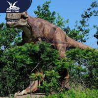 Buy cheap High Simulation T-REX Realistic Dinosaur Models For Park Decoration product