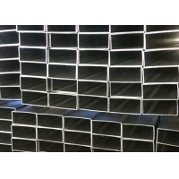 Buy cheap Hollow Section ASTM JIS Galvanized Steel Square Tubing from wholesalers