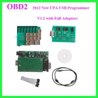 Buy cheap 2012 New UPA USB Programmer V1.2 with Full Adaptors from wholesalers