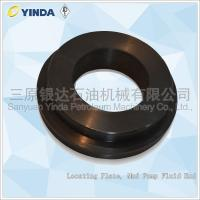 Wholesale Blackened Mud Pump Locating Plate For Fluid End 45 Steel Tempered To 217-255HB from china suppliers