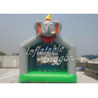 Buy cheap Elephant Balloon Commercial Inflatable Bouncers / HR4040 Inflatable Jumpers For Rent from wholesalers