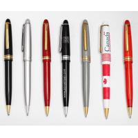 Buy cheap gift hotel click action promotional logo ball pen, logo branded hotel ball point pen from wholesalers
