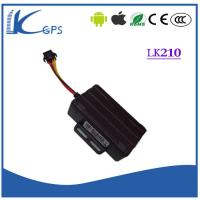 Buy cheap LKgps E-bike Anti-theft And Motorcycle GPS Tracker For Real Time Tracking from wholesalers