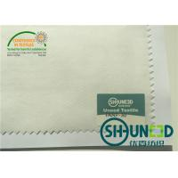 Wholesale 30 GSM PA Net Release Paper Fusible Web Interlining FNAP -30 For Home Textile from china suppliers
