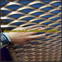 Buy cheap PVDF Aluminum Expanded Metal exterior wall panel from wholesalers