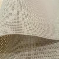 Buy cheap Heavy Duty Pvc Coated Webbing , Durable Polyester Plastic Mesh Fabric from wholesalers